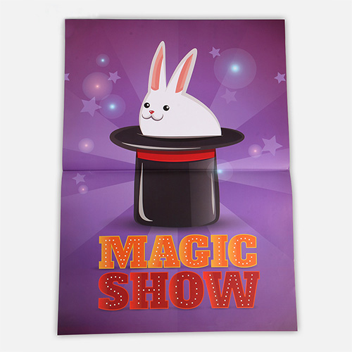 top hat magic show