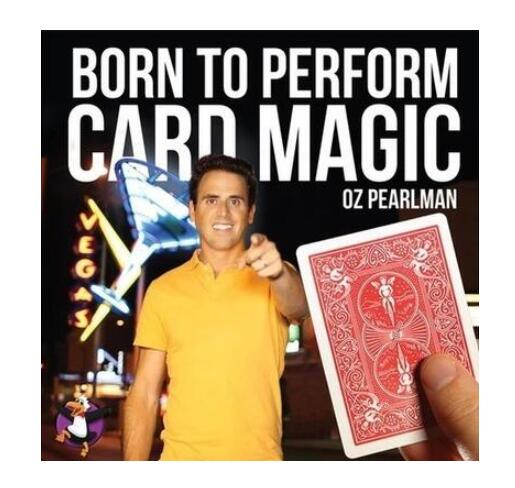 Video Download Born To Perform Card Magic