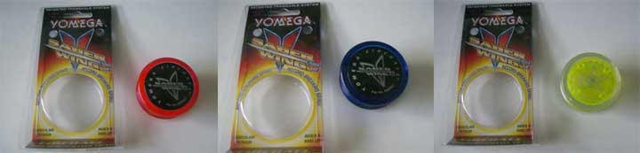 Yoyo fireball wing