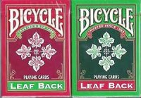 2 mazzi bicycle leaf back