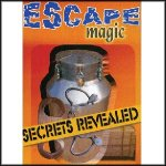 DVD Escape magic, giochi di prestigio