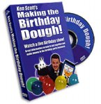 dvd Making the Birthday Dough, giochi di prestigio