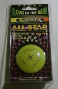 yoyo all star glow